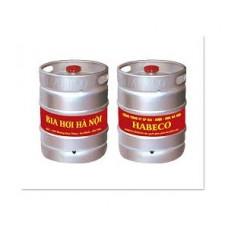 Bia hơi Hà Nội keg 30l