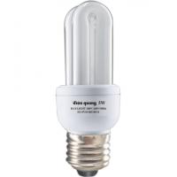 Đèn Compact CSN 3w 2U DL E27 - 230v